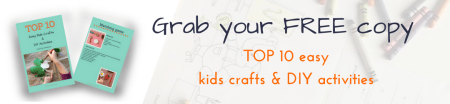 Top 10 easy crafts for kids