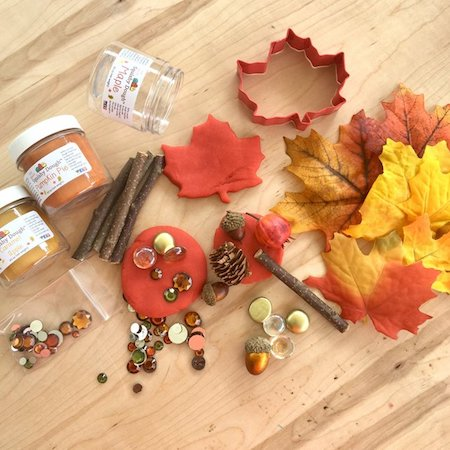 fall activity kit for kids