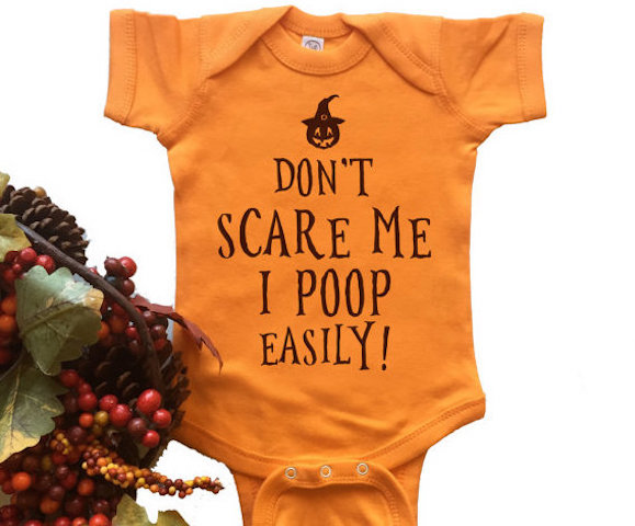 funny baby halloween onesie