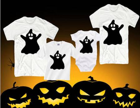 ghost family shirt