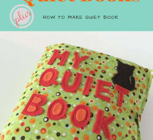 quiet book for toddlers - the ultimate guide about quiet books