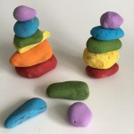 How To Make Fun Rainbow Painted Rocks
