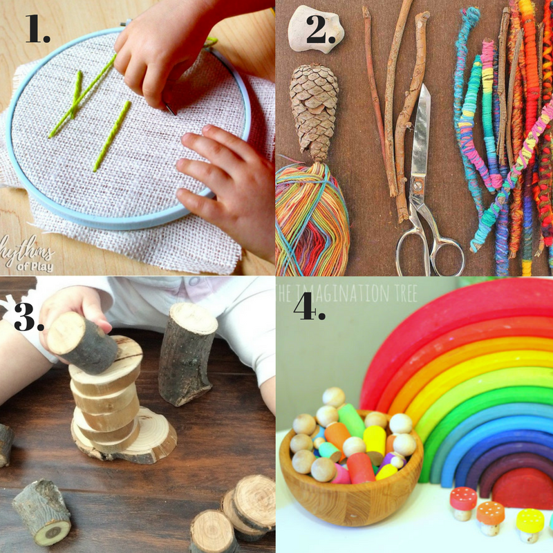 waldorf inspired activities for 3 year olds