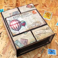 "Scrapbooking album ""Travel"""
