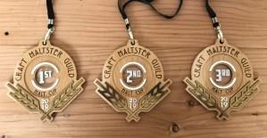 Malt Cup Medals