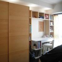 賃貸マンションの我が家でIKEAのBILLYを使った子ども部屋収納例