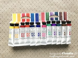 crafty haul daniel smith watercolor tubes essentials