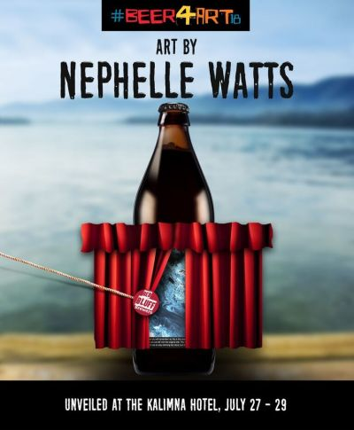Nephelle Watts - 1924 - First Oil Dry Stout