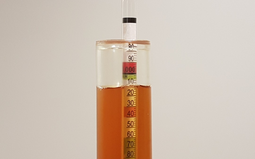 Specific Gravity in Homebrewing.
