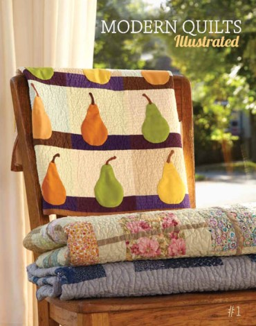 Modern Quilts Illustrated Our New Magazine