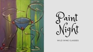 Paint Night - Wild Wine