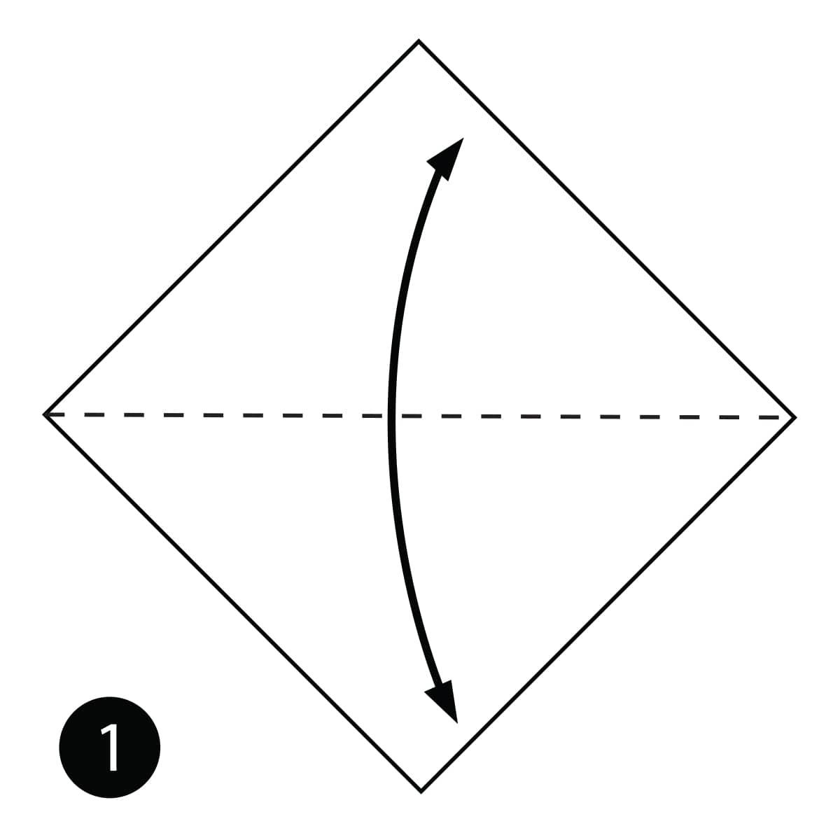 Wonderful Photo Of Easy Origami Diagrams