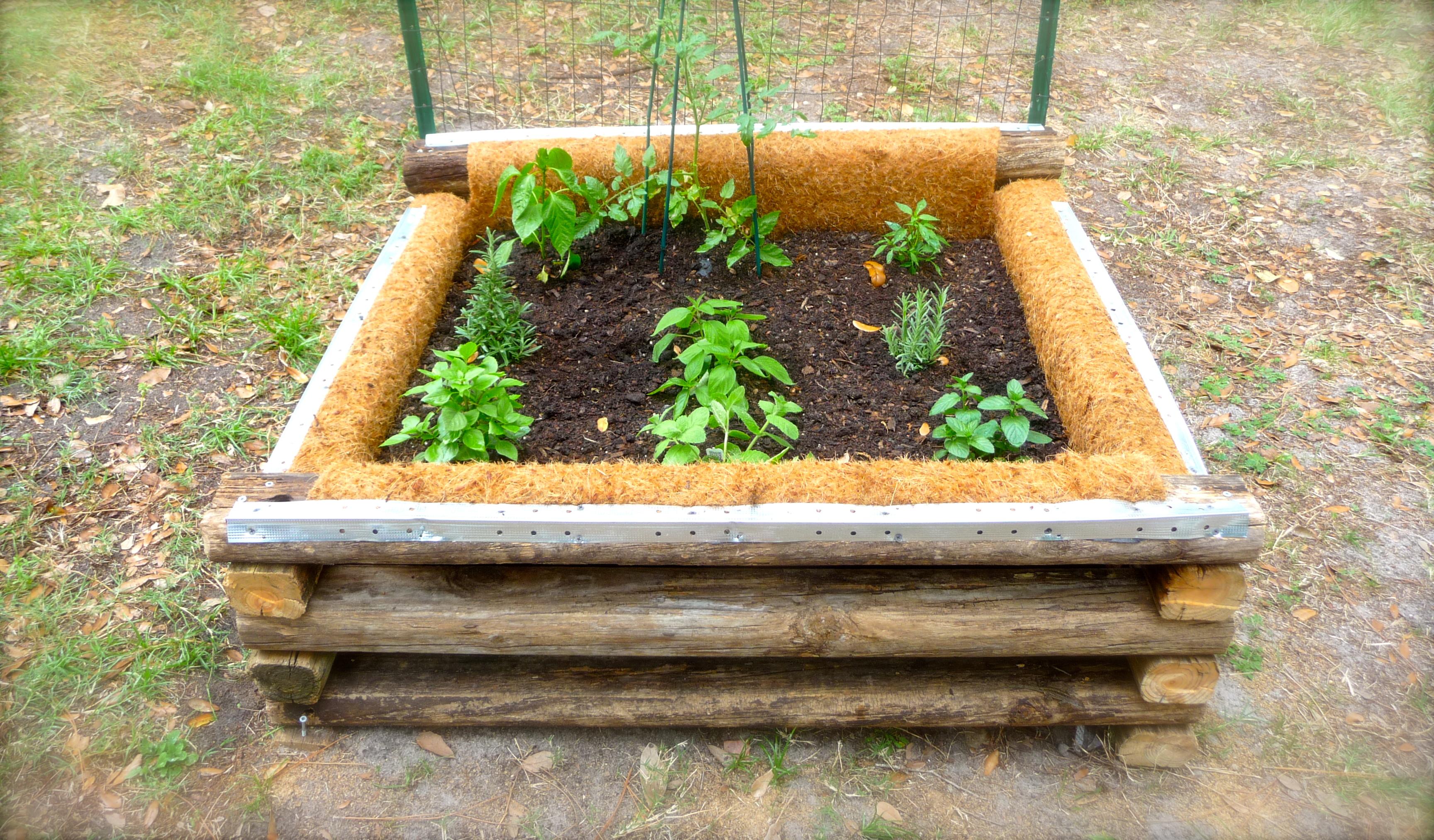 Raised Flower Bed Design Ideas Ways To Make A Raised Garden Bed