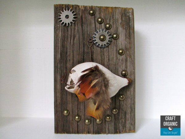 Rusty Rustic Art Pieces - Craft Organic