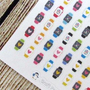 Tiny Fitness Watch