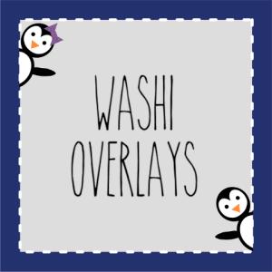Washi Overlays