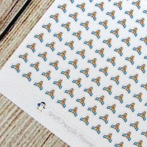 Tiny Gratitude/ Praying hands icon