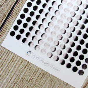 Tiny Moon stickers