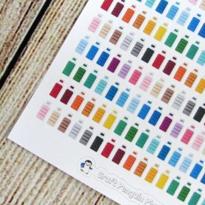 Tiny water bottles
