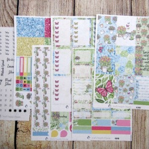 Spring Beauty Weekly, CLASSIC HAPPY PLANNER