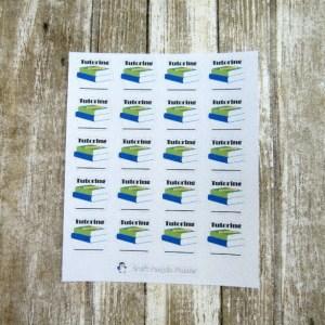 Tutoring Stickers