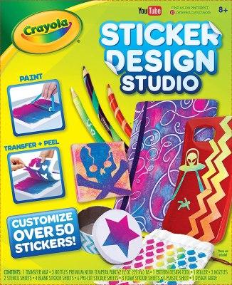 crayola sticker design studio image