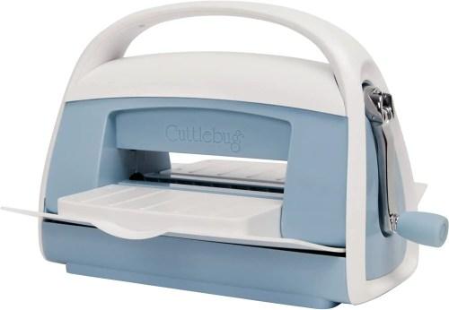 cricut cuttlebug machine image