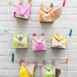 3 Designs Of Cute Crafts Using Paper Bags 3 Adorable And Easy Crafts Your Kids Will Love Real Simple