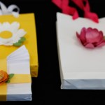 3 Designs Of Cute Crafts Using Paper Bags Make Your Own Gift Bags With Shimmer Paper And More
