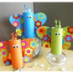 3 Easy Designs Of Crafts Out Otissue Paper Craft Ideas With Toilet Paper Rolls Playtivities