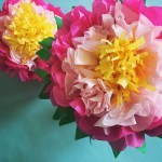 3 Easy Designs Of Crafts Out Otissue Paper How To Make A Tissue Paper Flower A Dazzling Tutorial