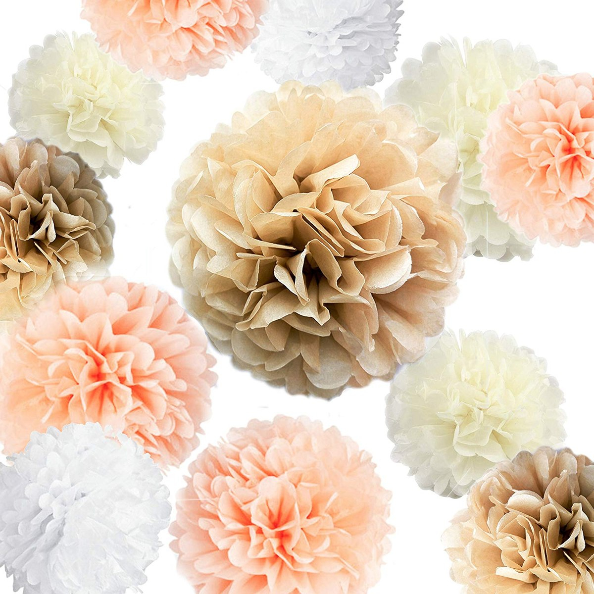 3 Easy Designs of Crafts Out Otissue Paper Vidal Crafts 20 Pcs Party Tissue Paper Pom Poms Set 14 10