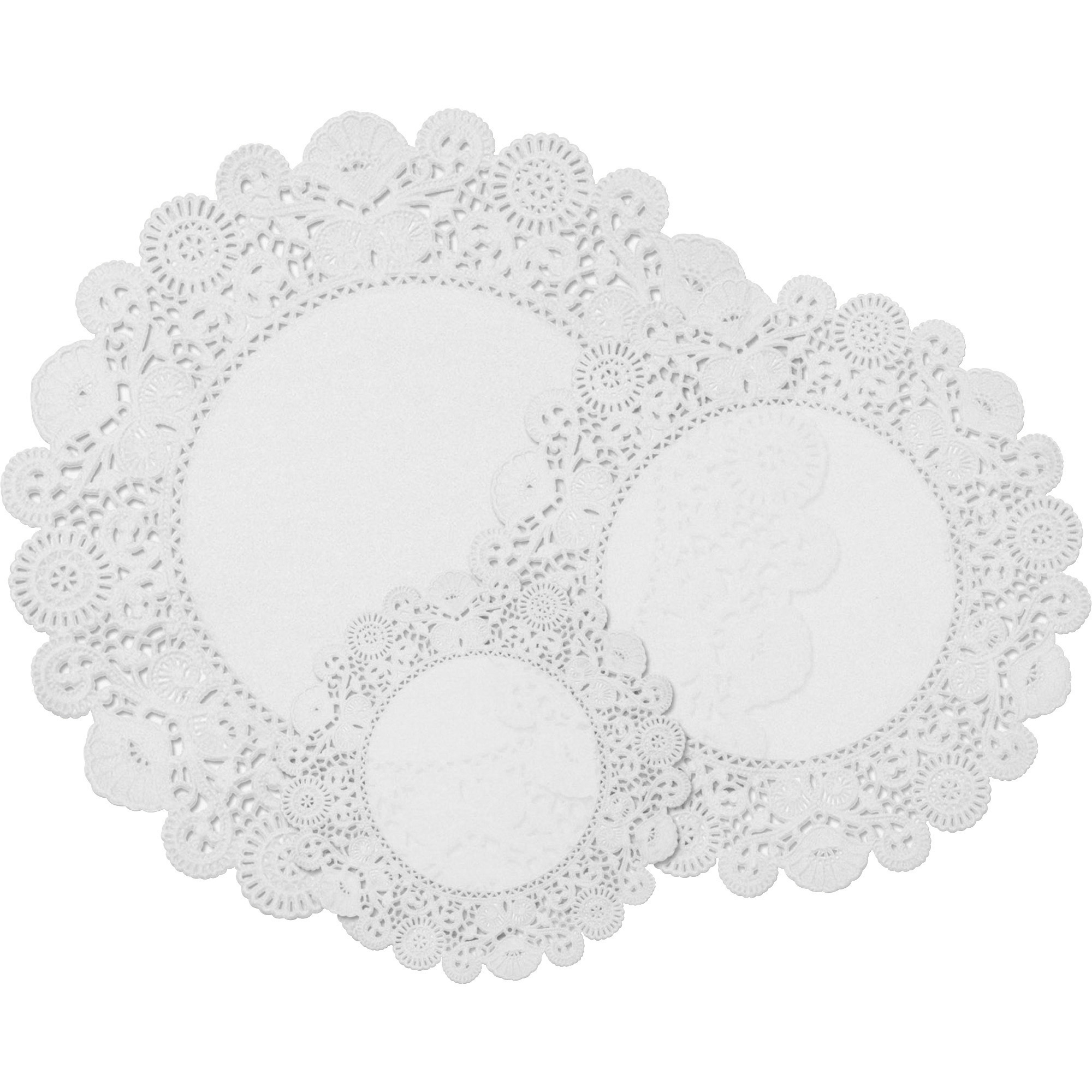 3 Pretty Designs of Craft Paper Doilies Pacon 25500 Pacon Deluxe Art Tex Doilies Pac25500 Pac 25500
