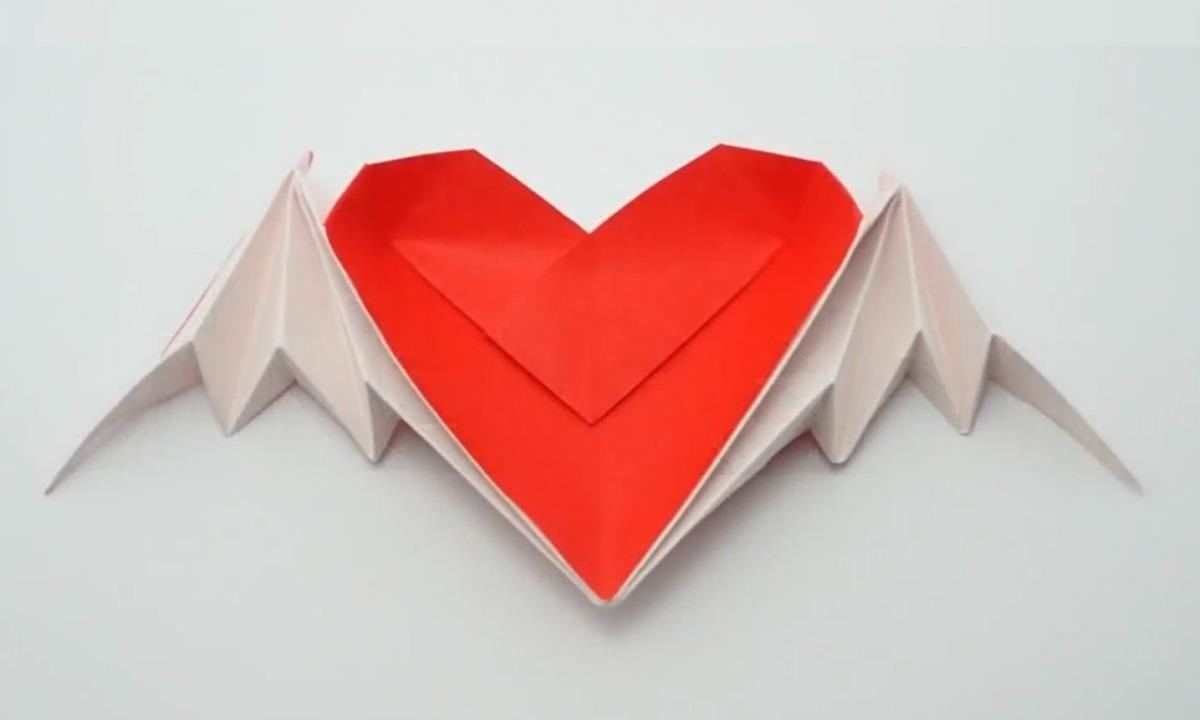 Awesome valentine construction paper crafts 10 Easy Last Minute Origami Projects For Valentines Day Origami
