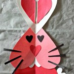Awesome Valentine Construction Paper Crafts 10 Fun And Fluffy Bunny Crafts For Kids Socal Field Trips