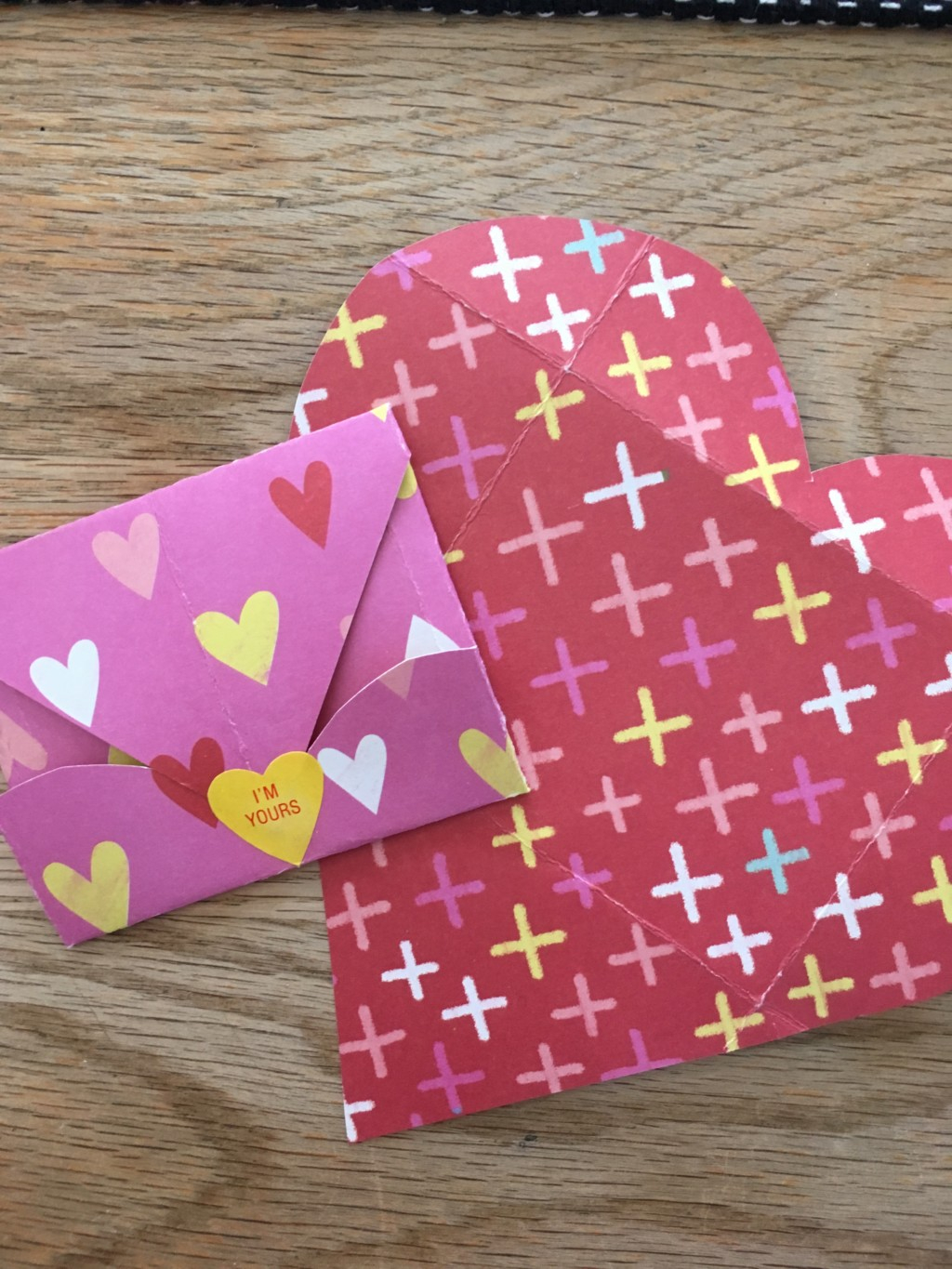 Awesome valentine construction paper crafts Crafty With Kids Valentines Day Crafts You Want To Do