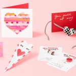 Awesome Valentine Construction Paper Crafts Love Notes Container Stories