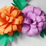 Craft Flower Paper How To Create Pretty Paper Flowers Diy Crafts Tutorial