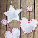 Crafts With Paper For Adults Crafts For Adults Easy Christmas Ornaments For Kids My Blog Claudy