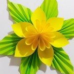 Crafts With Paper For Adults Paper Flower Crafts For Adults Examples And Forms