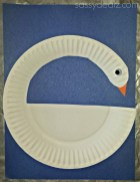Crafts With Paper Plates For Preschoolers Diy Swan Paper Plate Craft For Kids Crafty Morning