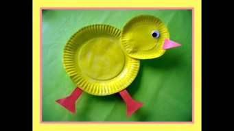Crafts With Paper Plates For Preschoolers Easy Diy Paper Plate Crafts For Kids Youtube