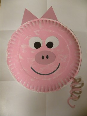 Crafts With Paper Plates For Preschoolers This Is A Fun Art Activity That I Did In A Preschool Class Called