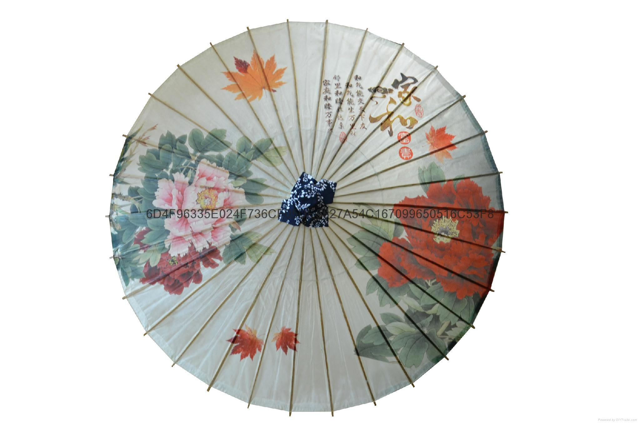 Create paper umbrella craft for party glass decor Chinese Paper Umbrellaoil Paper Umbrella Jiatai China