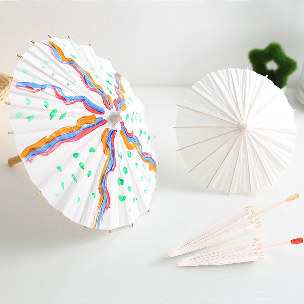 Create paper umbrella craft for party glass decor Umbrellas Womens Accessories Classics Wedding Party Photography