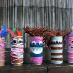 Creative Crafts With Toilet Paper Roll 10 Easy Halloween Toilet Paper Roll Crafts Glue Sticks And Gumdrops