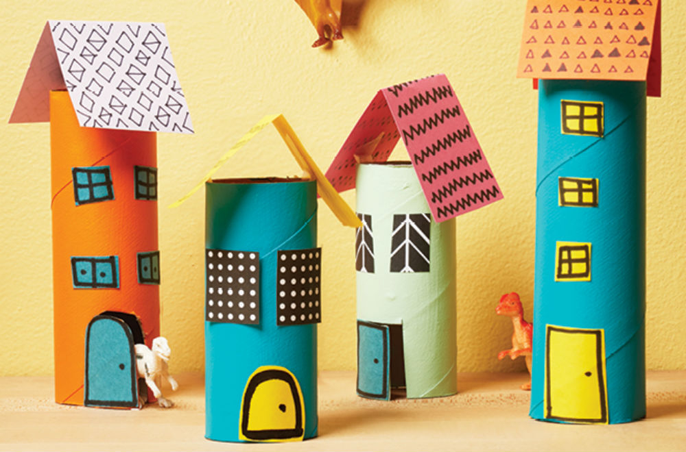 Creative crafts with toilet paper roll 8 Crafts To Make With Toilet Paper Rolls Todays Parent