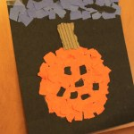 Creative Ideas For Pumpkin Paper Crafts Design Halloween Pumpkin Craft