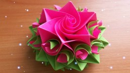 Diy Crafts With Paper Hand Craft Paper Flowers Find Craft Ideas