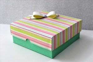 Diy Crafts With Paper How To Make An Easy Paper Box Valentines Day Gift Diy Crafts